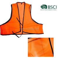 Orange mesh Game Vests Hunting Vests