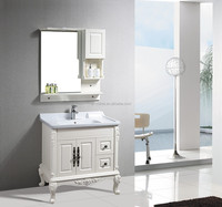 15 years professional manufacturer made in China stainless steel bathroom vanity cabinet