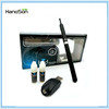 support to add thick oil vaporizer pen starter kit bud touch vape for 2015, electronic cigarette bud touch vape 100% authentic