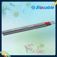 TUV approved UV resistance XLPE double insulation sqmm PV cable