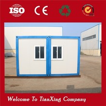 low cost modular foldable afordable steel granny flat container house price hot sale 40ft container house office