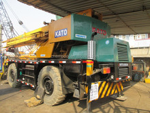 35 ton Kato rough terrain crane for sale, KR35H, kato original used rough terrain crane