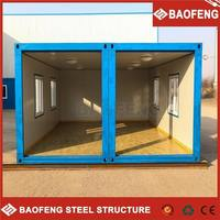 Combined Standard Prefabricated temporary house uae