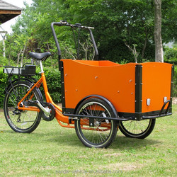 high quality tricycle cargo