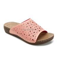 Women Fashion Shoes comfortable pink low price ladies sandals