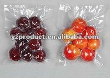 vacuum freezing bag for fruit