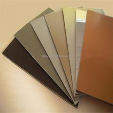 Non-Toxic Grooving interior& exterior Aluminum composite panel /Alucobond