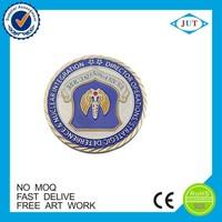 High quality commemorative zinc alloy souvenir coins