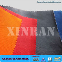 Hot Sale Drapery 4.5OZ 100% Cotton FR Fabric For Overall In Xinxiang