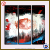Abstract group wall hang Oil Painting GHF-140611061
