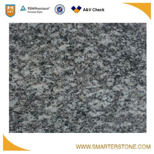 Bianco Grey polished granite wall covering with own factory