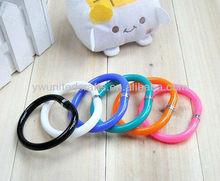 Novelty Plastic Bracelet Ball Pen/Flexible Bracelet Pen