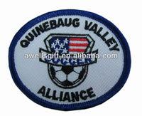 custom soccer jersey patch