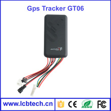 OEM Mini GT06 Car Vehicle GPS Tracker Tracking Device GSM /GPRS SOS Alarm