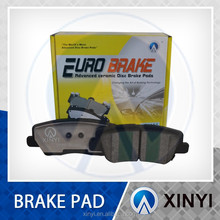 brake pad for toyota vios