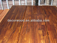 Wholesale/Custom Made Acacia wood stair treads from Guangzhou supplier