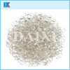 Clear glass pebbles for garden landscaping decoration