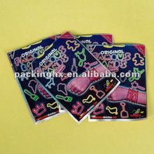 Famous rubber bands packing bags