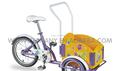 Ub9035 single speed crianças andam em carro / crianças trike