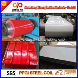 Roofing PPGI sheet /PPGI roofing material /PPGI profile