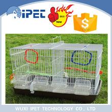 Ipet Wholesale Nice Foldable Travel Hanging Bird Breeding Pet Carriers