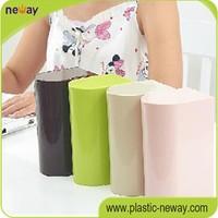 Small Fashion Plastic Trash Can