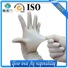 Top Quality Powdered Latex gloves Disposable Latex Gloves