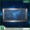 HAVC system stainless steel 304 exhaust supply double deflection air grille