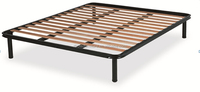 bed frame with gas lift/super single bed frame