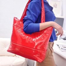 Envío libre! Las mujeres de algodón de invierno Bolsos bolso de las mujeres de moda venta caliente, ocio bolsos del hombro de pl