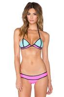 2016 The new arrival Sexy girl pictures small bikini swimwear