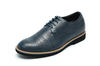pure man leather shoe / brazilian shoe wholesal / glossi shoe H61C20K031D
