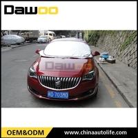 Top quality custom portable car sun shade material
