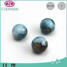 New Design Glass Beads Wholesale Iridescent Glass Balls