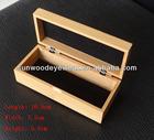 Baratos por atacado caso caixa de óculos de sol de bambu