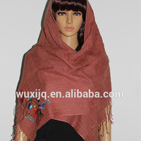 Sex Arab Scarf for Dubai 2014 Embroidery