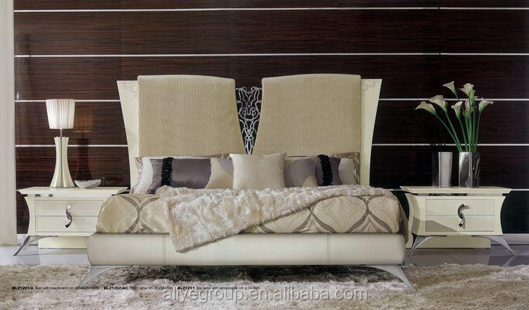bl21201a-mädchen bett königlichen luxus schlafzimmer möbel ... - Luxus Schlafzimmer Weis