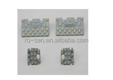 Alibaba express LED car lighting 12-14 highlander (four sets)