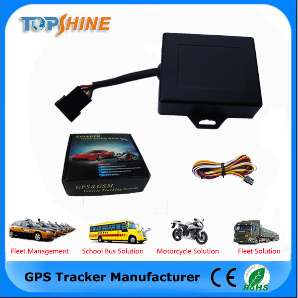 Waterproof Power Saving Style Vevi Mini Gps Tracker For Motorcycle