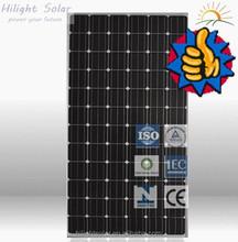 hot sale monocrystalline solar panel 300w 36v cheap solar panels