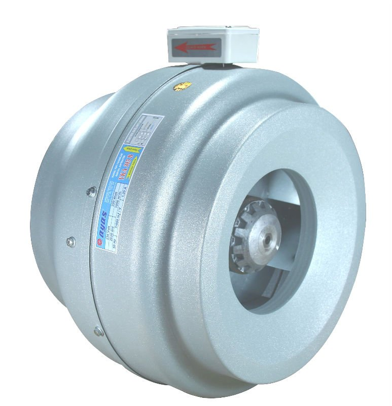 Centrifugal Duct Fan : Centrifugal radial duct fan buy product on