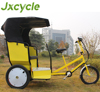battery operated rickshaw with electric assisted