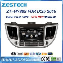 "2015 8"" HD touch screen car radio, mp3/mp4 player/tv/3G/dvd for Hyundai ix35"