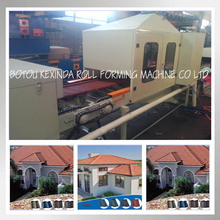 Kexinda rocky tile Roof Panel Forming Machine manufaturers
