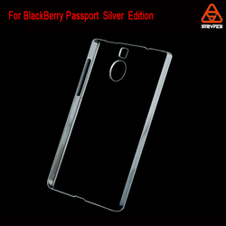 Wholesale alibaba mopbile phone case for BlackBerry Passport Silver Edition ,clear crystal phone case for BlackBerry