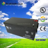 Lead acid 12v 200ah SGS CE UL 10hr/20hr gel battery