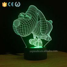 NL10 Dog shape led table lamps for sale