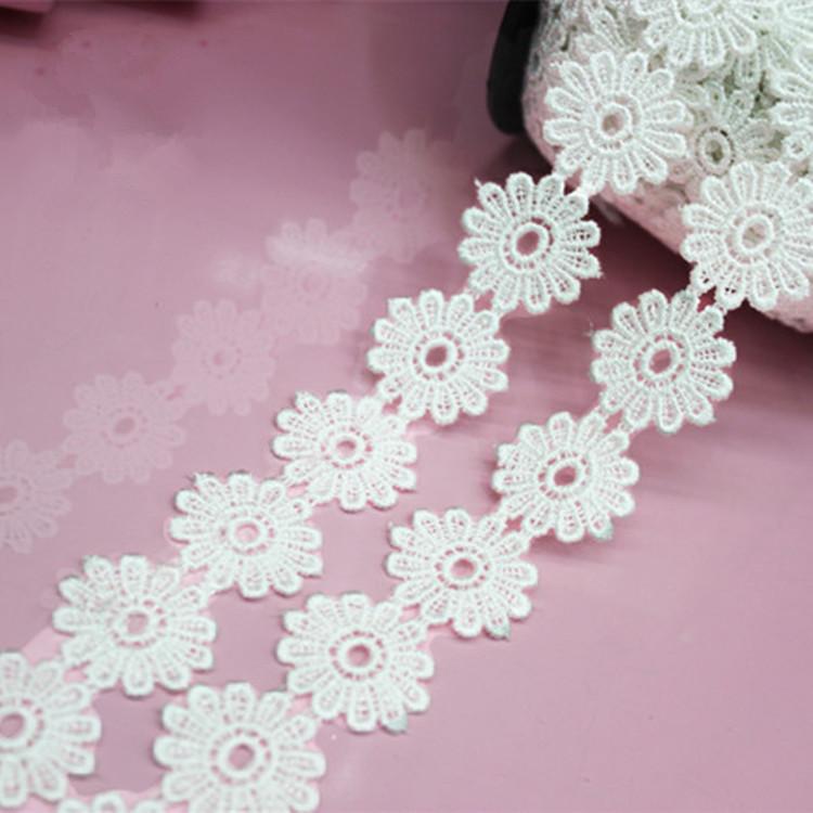 white embroidery machine