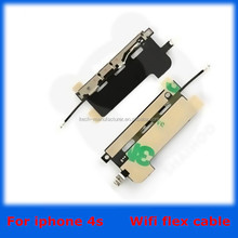 Flex cable for iphone 4s replacement, phone for iphone 4s wifi antenna flex cable