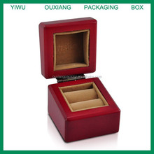 small cute antique wooden ring box hot sale new design